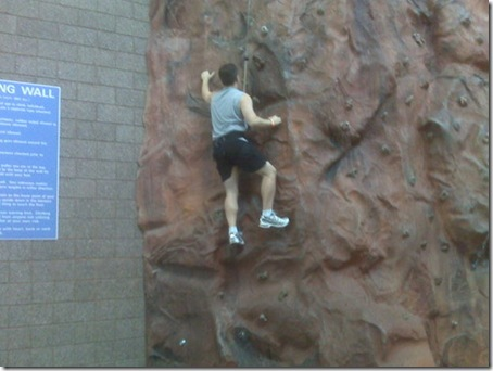 rock-climing